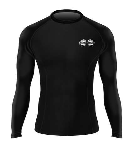 Until We Are All Free Men's Rash Guard