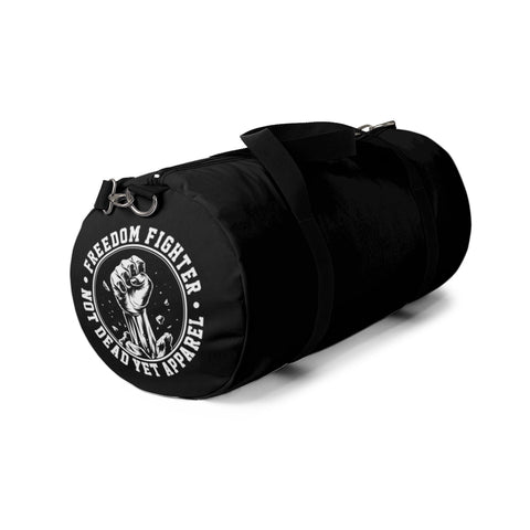 Freedom Fighter Duffle Bag - Not Dead Yet Apparel