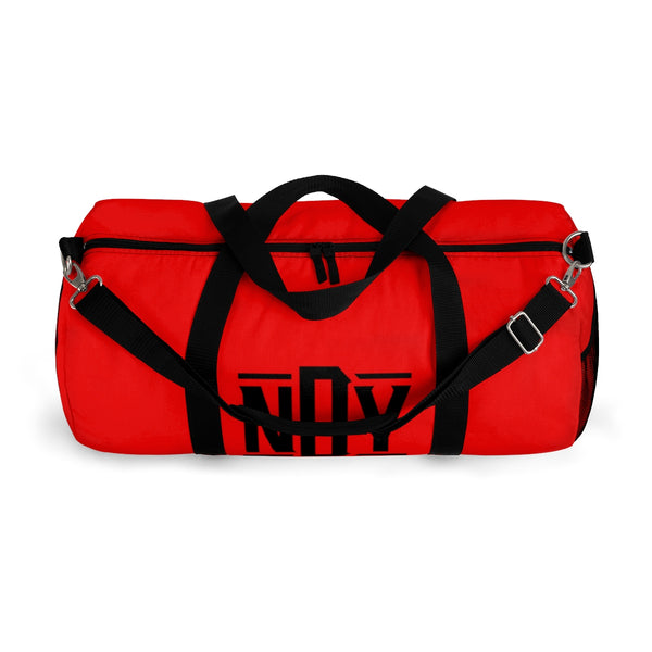 Not Dead Yet Duffle Bag (red) - Not Dead Yet Apparel