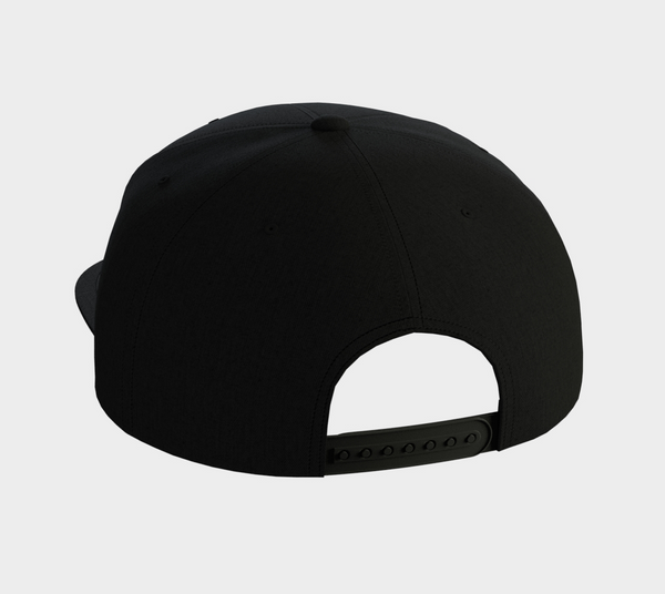 SAVAGE Black Snap Back - Not Dead Yet Apparel