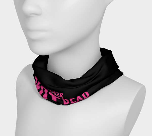 F#CK CANCER Head Band - Not Dead Yet Apparel
