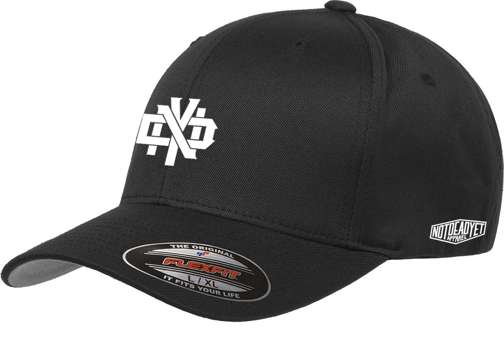 NDY Flex Fit Hat - Not Dead Yet Apparel