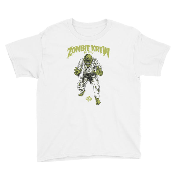 ZOMBIE KREW Youth Short Sleeve T-Shirt - Not Dead Yet Apparel
