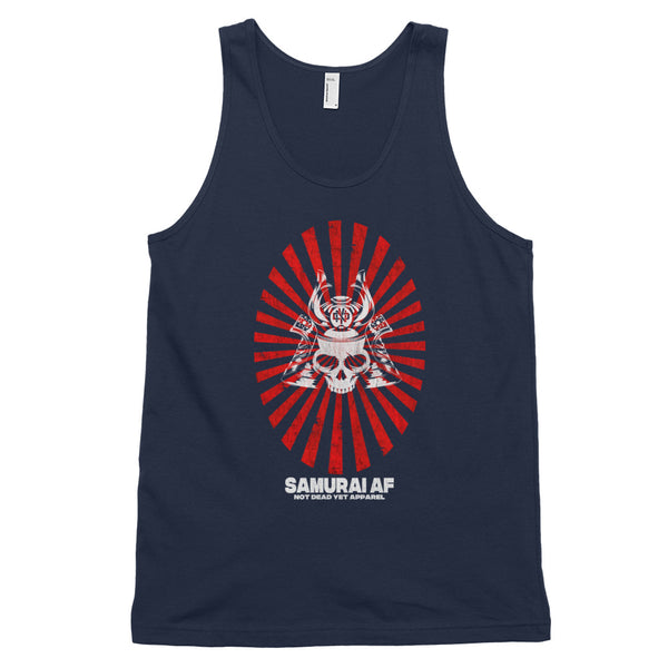 SAMURAI AF Classic tank top (unisex) - Not Dead Yet Apparel