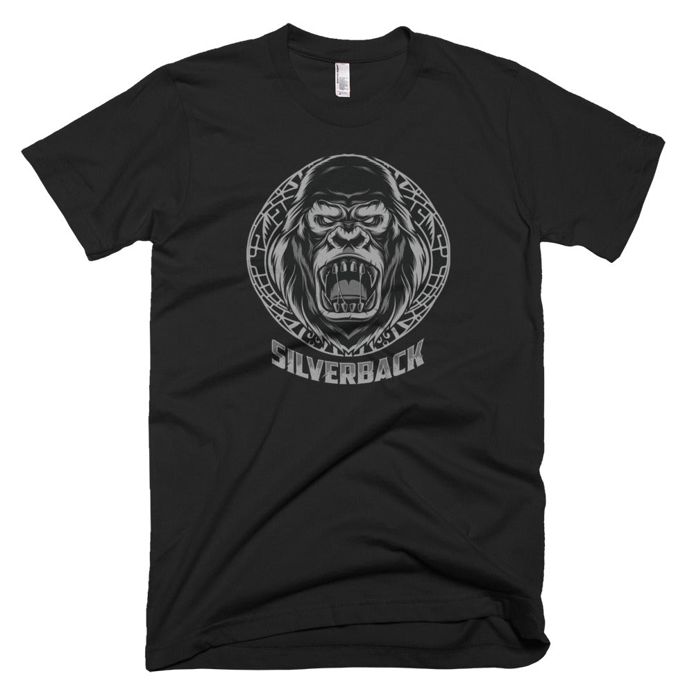 SILVERBACK Short-Sleeve T-Shirt - Not Dead Yet Apparel