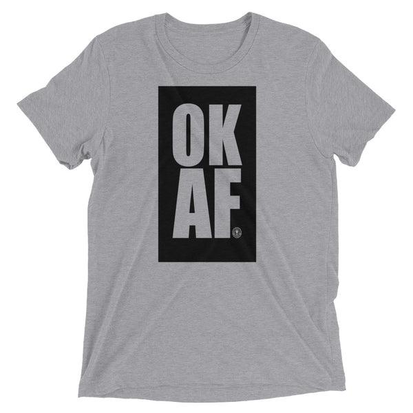 OKAF Short sleeve t-shirt - Not Dead Yet Apparel