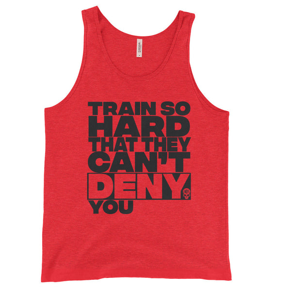 CAN'T BE DENIED Unisex  Tank Top - Not Dead Yet Apparel