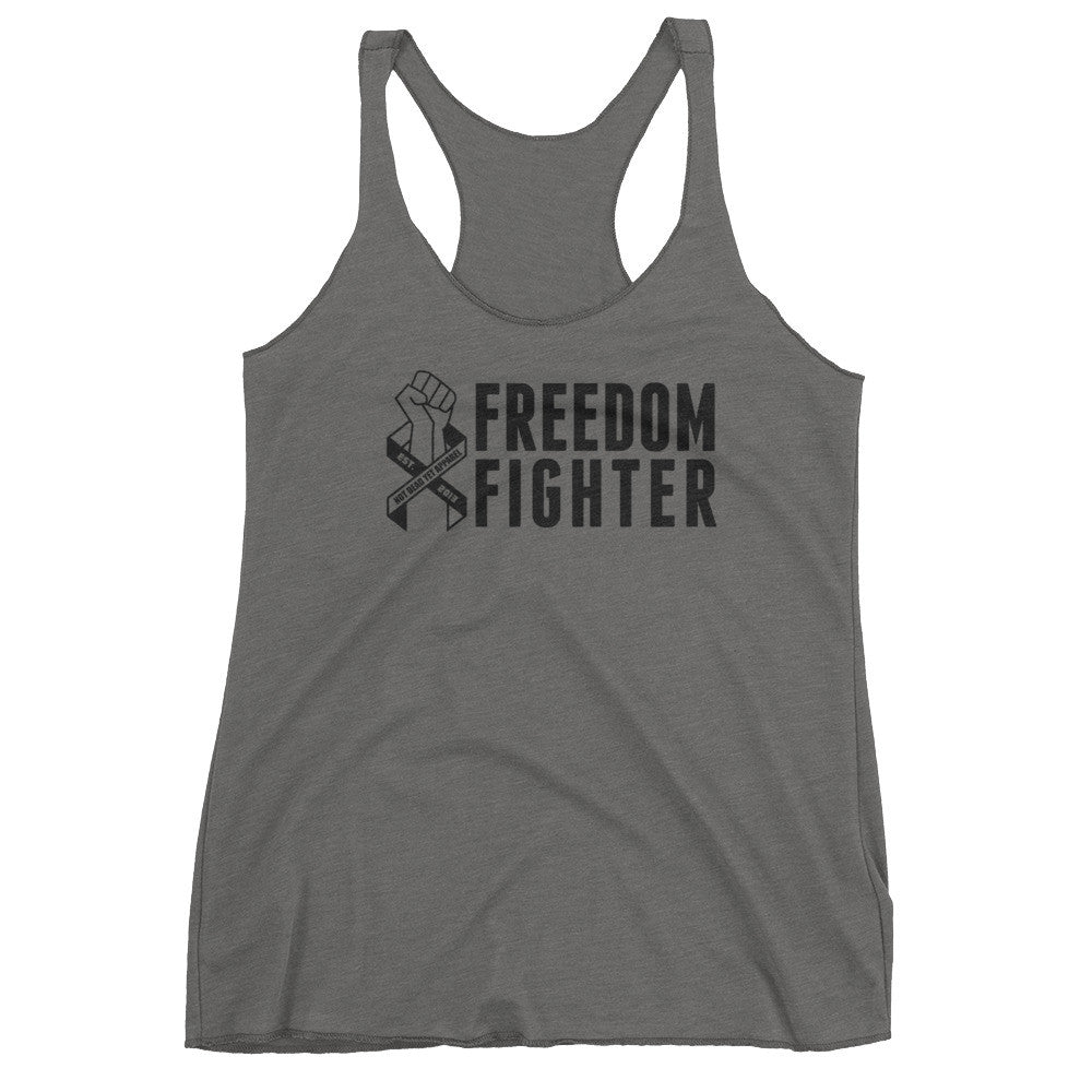 FREEDOM FIGHTER OG Women's tank top - Not Dead Yet Apparel
