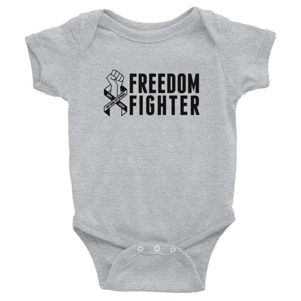 FREEDOM FIGHTER Infant Onesie