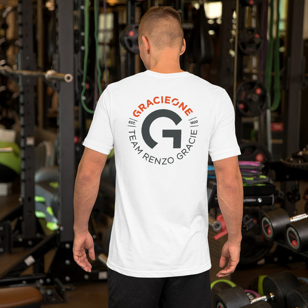 Gracie One Short-Sleeve Unisex T-Shirt - Not Dead Yet Apparel