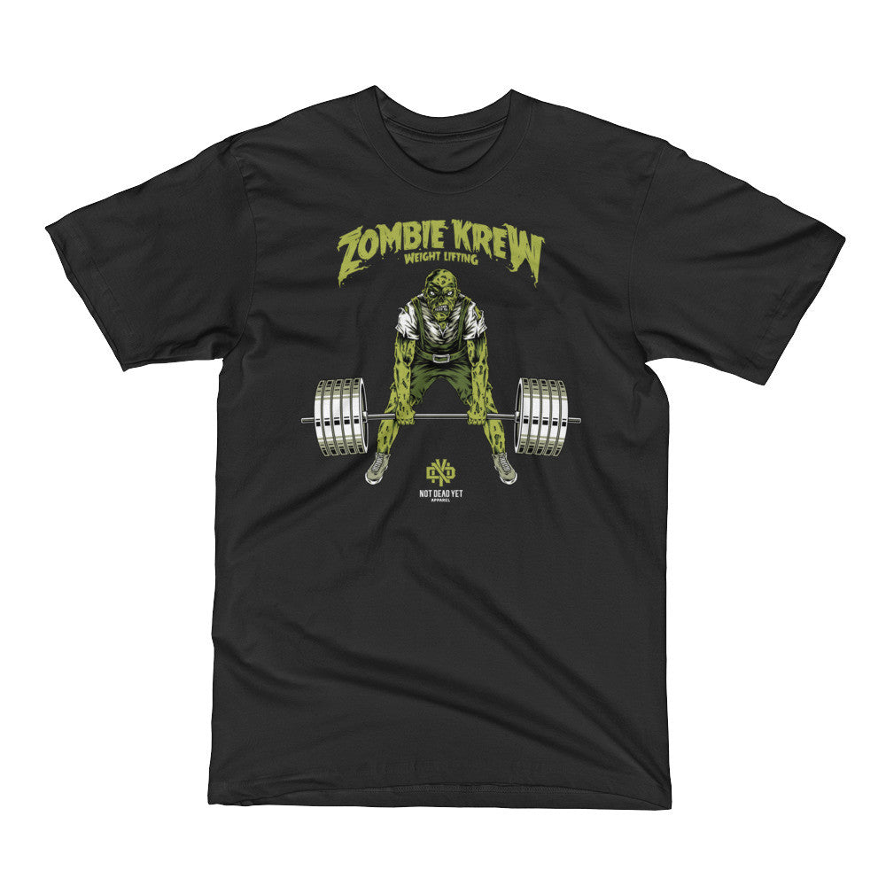 ZOMBIE KREW WEIGHTLIFTING