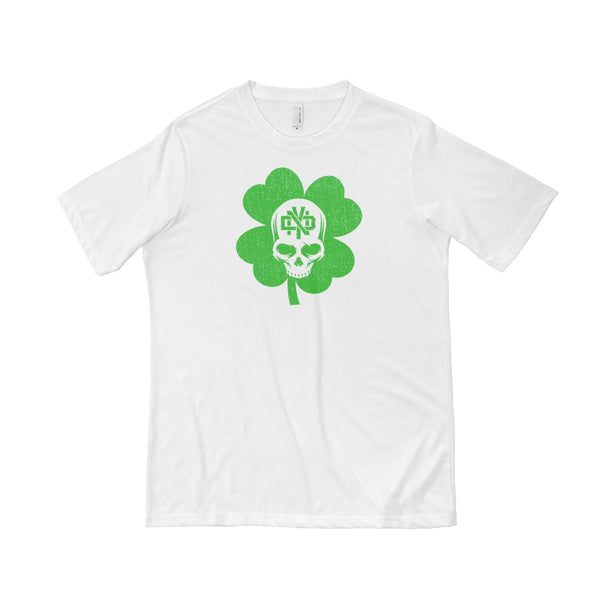 LUCK Short Sleeve Triblend T-shirt - Not Dead Yet Apparel
