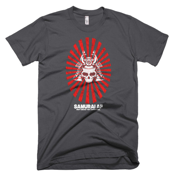 SAMURAI AF Short-Sleeve T-Shirt - Not Dead Yet Apparel