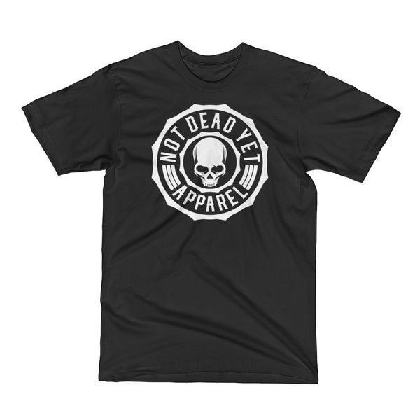 LOGO TEE -UNISEX - Not Dead Yet Apparel