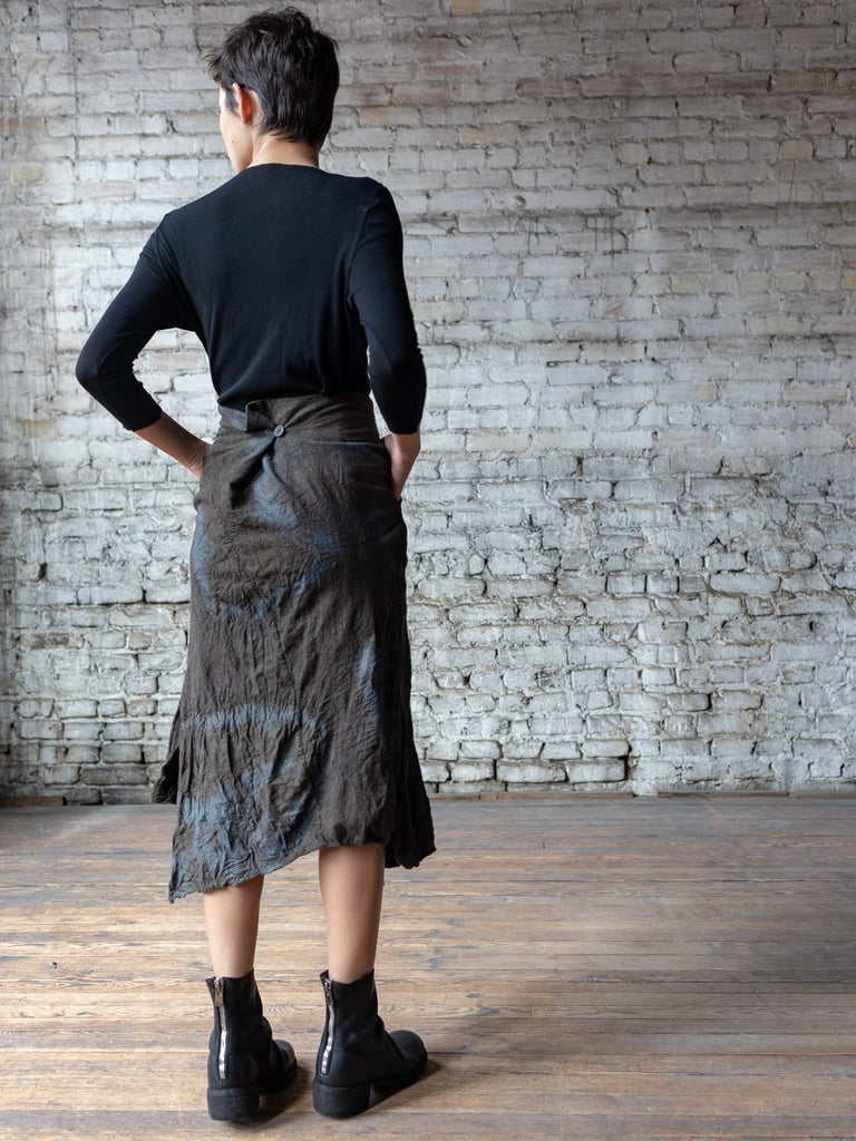 atelier suppan wool skirt