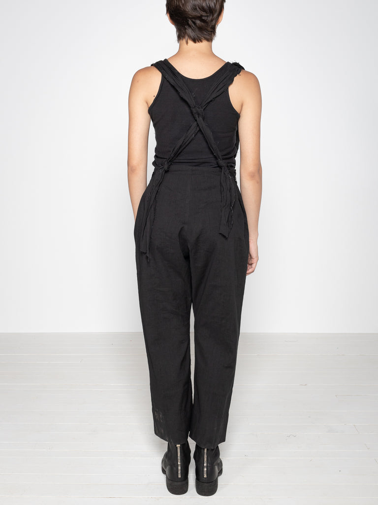 atelier suppan suspender pant