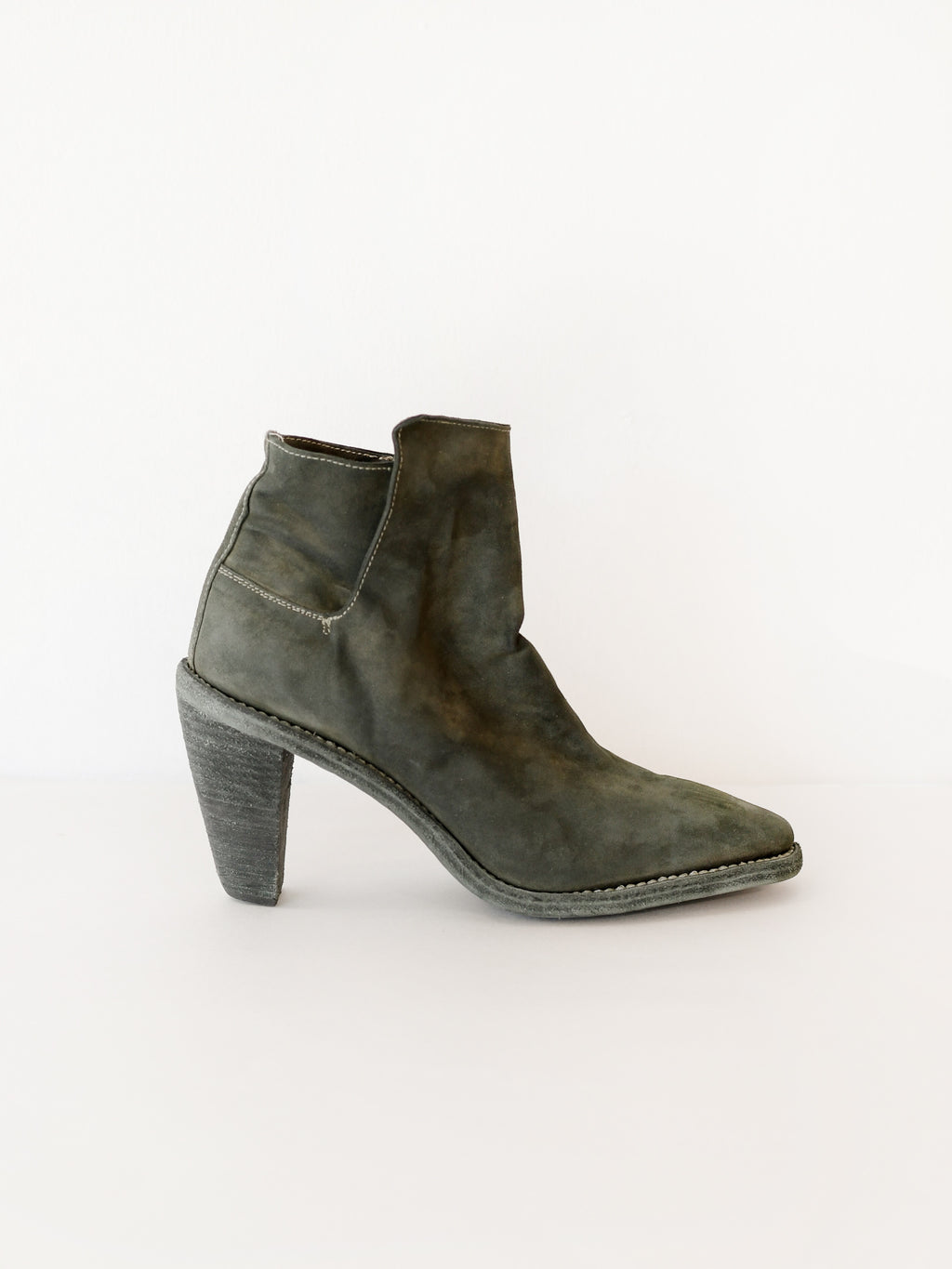 SLIP ON ANKLE BOOT