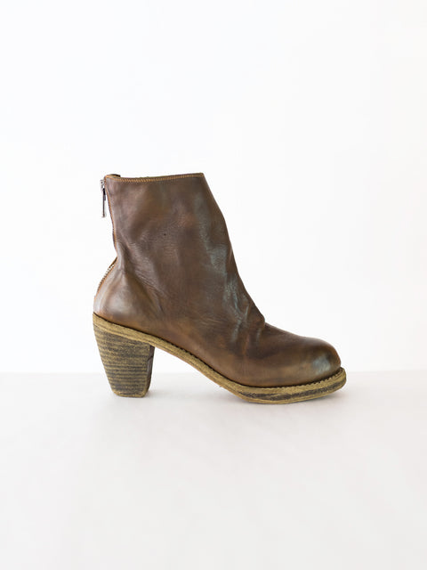 BACK ZIP BOOT, No. HN06