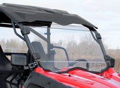 CF Moto UForce and ZForce Windshields - Roofs - Body