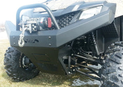 Honda Pioneer Bumpers - Winches - Hitches