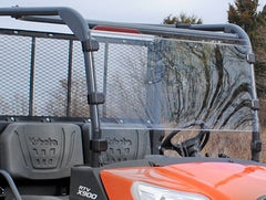 Kubota RTV Windshields - Roofs - Body
