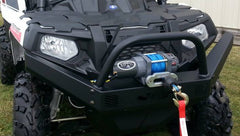 Polaris Ace Bumpers - Winches - Hitches