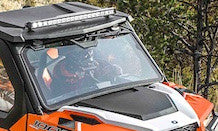 Polaris General Windshields - Roofs - Body