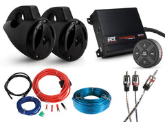 Polaris RZR 900 - 900 XC - S 900 and RZR S 1000 Audio Systems - Stereos - Speakers