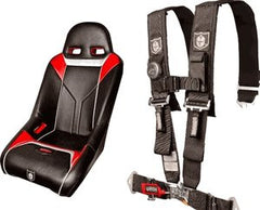 KYMCO UXV Seats and Harnesses