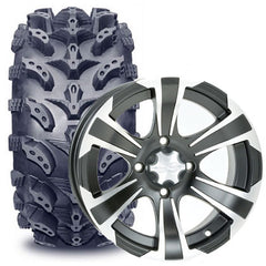 Polaris RZR 800 and RZR S 800 Tires and Wheels