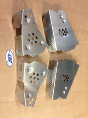 Yamaha Wolverine Skid Plates and Guards