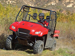 Honda Big Red UTV Trail