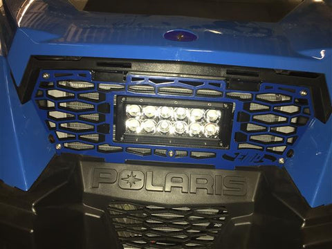 EMP Front Grill with LED Lights - Polaris General