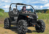 Arctic Cat Wildcat Trail Scratch Resistant Full Windshield : WS-AC-T-ARCTIC-CAT-TRAIL-WINDSHIELD-1