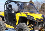 Can-Am Commander Scratch Resistant Flip Windshield : FWS-CA-COM-CAN-AM-COMMANDER-FLIP-WINDSHIELD1-5