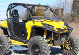 Can-Am Commander Scratch Resistant Flip Windshield : FWS-CA-COM-CAN-AM-COMMANDER-FLIP-WINDSHIELD1-7