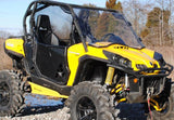 Can-Am Commander Scratch Resistant Full Windshield : WS-CA-COM-CAN-AM-COMMANDER-FULL-WINDSHIELD1-4