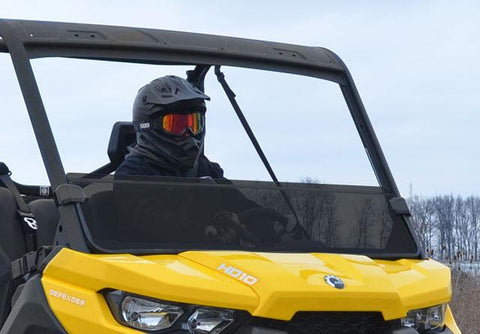 Can-Am Defender Half Windshield : HWS-CA-DEF-70-CAN-AM-DEFENDER-HALF-WINDSHIELD-2