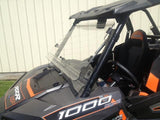 D.O.T. Approved Flip Up Windshield - RZR 570/800/S 800/XP 900-6