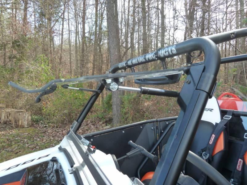 D.O.T. Approved Flip Up Windshield - RZR 570/800/S 800/XP 900