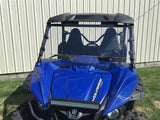 D.O.T Approved Hard Coated Full Windshield - Yamaha Wolverine -7