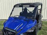 D.O.T Approved Hard Coated Full Windshield - Yamaha Wolverine