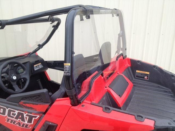 Polaris General 1000 >> EMP Rear Window / Cab Back - Arctic Cat Wildcat Trail / Sport – UTV King