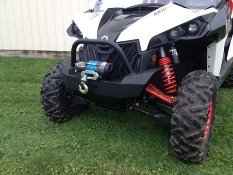 EMP Front Bumper w/ Winch Mount - Can Am Maverick
