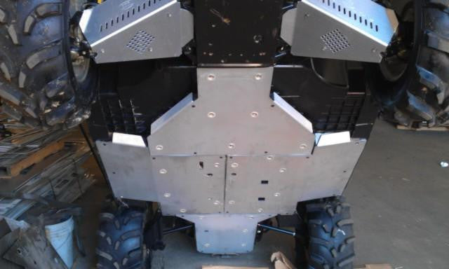 EMP Full Belly Skid Plate Set - 2011-14 Can Am Commander