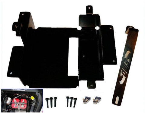 EMP Full Size Battery Tray - Can-Am Maverick X ds Turbo