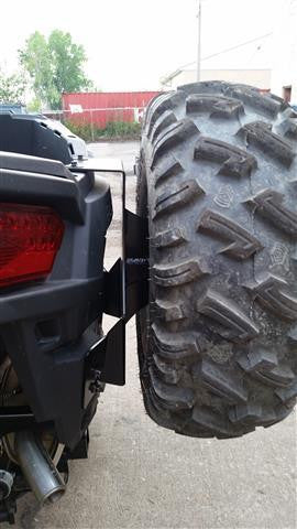 2015 Polaris Ranger >> EMP Spare Tire Carrier - Polaris RZR 900 / S 900 / 900