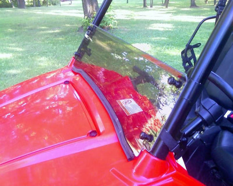 EMP Tinted 1/2 Windshield - Polaris RZR 570 / 800 / S 800 / XP 900