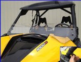 EMP Wind Deflector / Half Windshield - Can Am Maverick