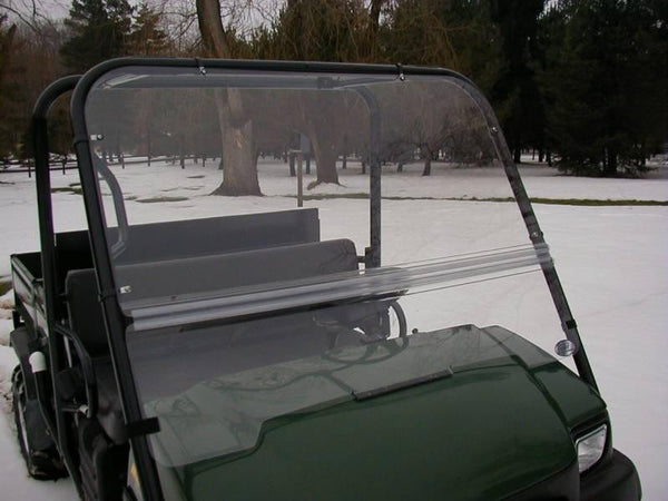 Kawasaki Mule Flip Up Windshield